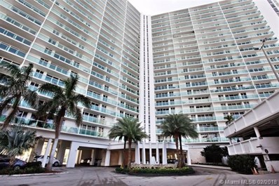 100 Bayview Dr UNIT 930, Sunny Isles Beach, FL 33160 - MLS#: A10419165