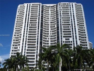 21205 Yacht Club Dr UNIT 1901, Aventura, FL 33180 - MLS#: A10419303