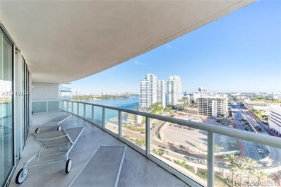 450 Alton Rd UNIT 1506, Miami Beach, FL 33139 - MLS#: A10419394