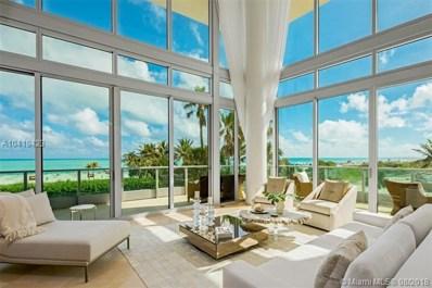 1455 Ocean Drive UNIT BH-02, Miami Beach, FL 33139 - MLS#: A10419423