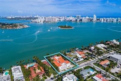 121 N Hibiscus Dr, Miami Beach, FL 33139 - MLS#: A10419428