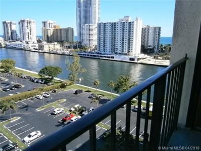 600 Parkview Dr UNIT 1115, Hallandale, FL 33009 - MLS#: A10419518
