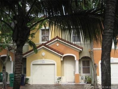8555 SW 165th Pl, Miami, FL 33193 - MLS#: A10419955