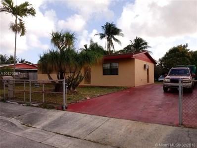 120 NW 199th St, Miami Gardens, FL 33169 - MLS#: A10420067