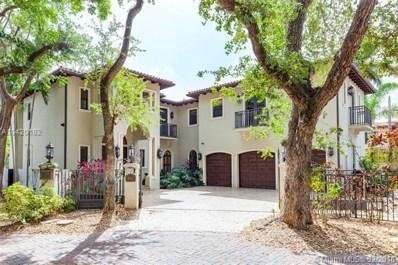 1840 Micanopy Ave, Miami, FL 33133 - MLS#: A10420182
