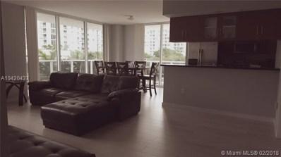 601 NE 23rd St UNIT 505, Miami, FL 33137 - MLS#: A10420437
