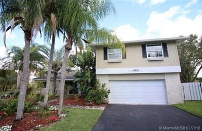 14521 Hampton Place, Davie, FL 33325 - MLS#: A10420474