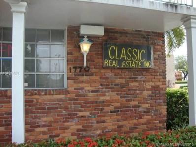 1770 Sans Souci Blvd, North Miami, FL 33181 - MLS#: A10420592