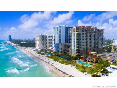 2080 S Ocean Dr. UNIT 912, Hallandale, FL 33009 - MLS#: A10420602
