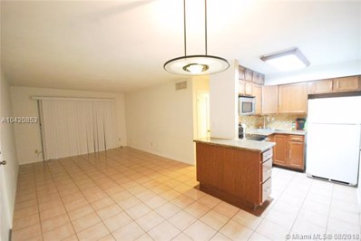 8701 SW 141st St UNIT F1, Palmetto Bay, FL 33176 - MLS#: A10420853