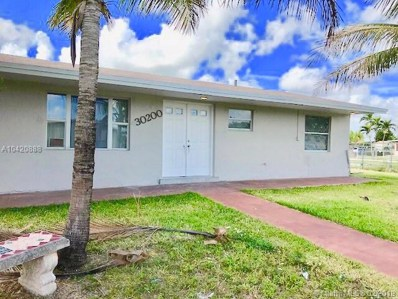 30200 SW 155th Ave, Homestead, FL 33033 - MLS#: A10420888