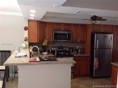 2801 NW 47th Ter UNIT 409A, Lauderdale Lakes, FL 33313 - MLS#: A10420903