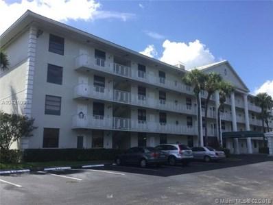 1721 Whitehall Dr. UNIT 401, Davie, FL 33324 - MLS#: A10421091