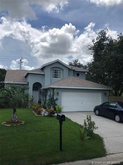 195 Oak Ln, Royal Palm Beach, FL 33411 - MLS#: A10421113