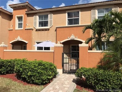 12182 SW 25th Ct UNIT 1709, Miramar, FL 33025 - MLS#: A10421138