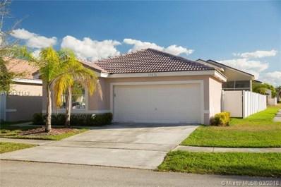 17476 SW 20th St, Miramar, FL 33029 - MLS#: A10421143