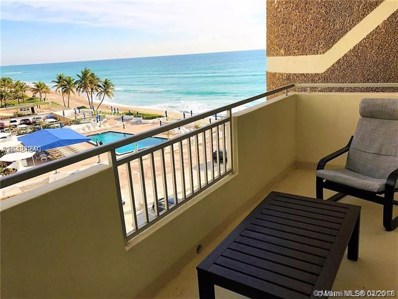 3180 S Ocean Dr UNIT 507, Hallandale, FL 33009 - MLS#: A10421240