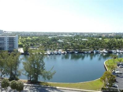 500 Three Islands Blvd UNIT 811, Hallandale, FL 33009 - MLS#: A10421393