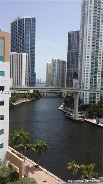 350 S Miami Ave UNIT 2607, Miami, FL 33130 - #: A10421534