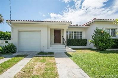 35 W Dilido Drive, Miami Beach, FL 33139 - MLS#: A10421780