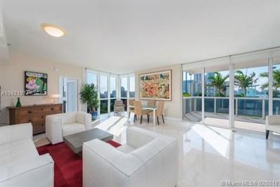 400 Alton Rd UNIT 610, Miami Beach, FL 33139 - MLS#: A10421974