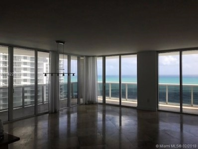 1800 S Ocean Dr UNIT 2101, Hallandale, FL 33009 - MLS#: A10422110