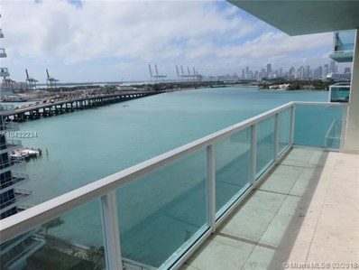 650 West Ave UNIT 1202, Miami Beach, FL 33139 - MLS#: A10422234