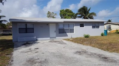 2105 NE 3rd St, Boynton Beach, FL 33435 - MLS#: A10422293