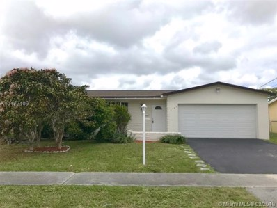 3143 NW 40th St, Lauderdale Lakes, FL 33309 - MLS#: A10422409