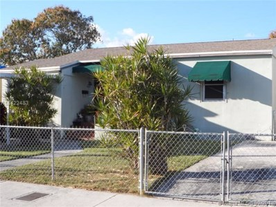 1071 NW 40th St, Miami, FL 33127 - MLS#: A10422483