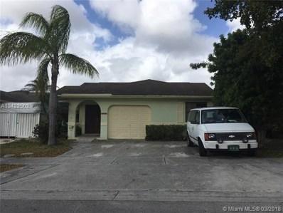 13431 SW 178 Street, Miami, FL 33177 - MLS#: A10422502