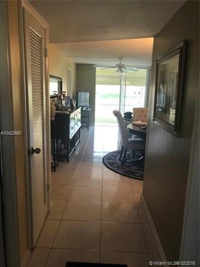 8950 Sunrise Lakes Blvd UNIT 109, Sunrise, FL 33322 - MLS#: A10422680