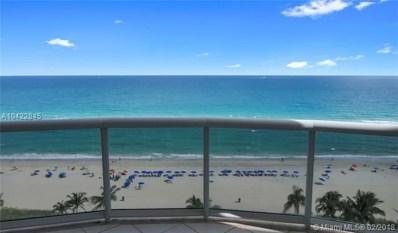 17555 Collins Ave UNIT 1405, Sunny Isles Beach, FL 33160 - MLS#: A10422845