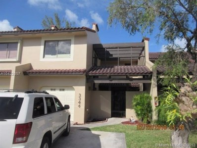 3344 Torremolinos Ave UNIT C-40, Doral, FL 33178 - MLS#: A10422857