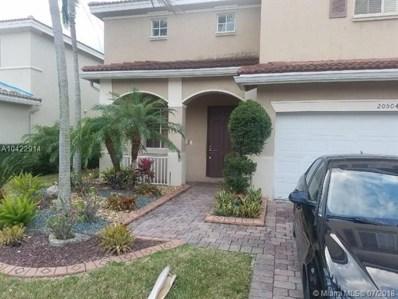 20504 NW 11 Ave, Miami Gardens, FL 33169 - MLS#: A10422914
