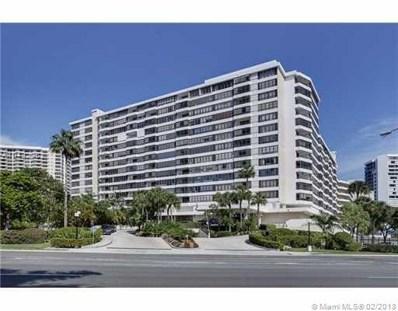 500 Three Islands Blvd UNIT 920, Hallandale, FL 33009 - MLS#: A10422952
