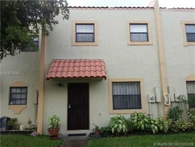 3911 SW 52nd Ave UNIT 3-2, Pembroke Park, FL 33023 - MLS#: A10423047
