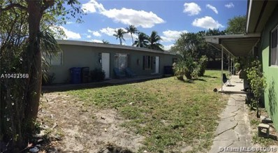 911 SW 15th Ter, Fort Lauderdale, FL 33312 - #: A10423169
