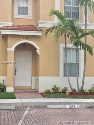 3182 SW 129th Ave UNIT 125, Miramar, FL 33027 - MLS#: A10423193