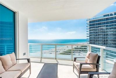 3801 Collins Ave UNIT 1403, Miami Beach, FL 33140 - MLS#: A10423273