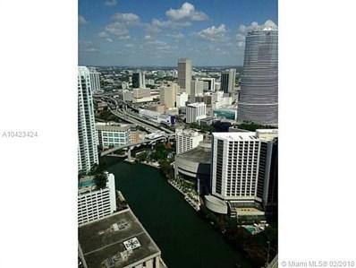 485 Brickell Ave UNIT 4304, Miami, FL 33131 - MLS#: A10423424