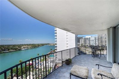 5660 Collins Ave UNIT 7D, Miami Beach, FL 33140 - MLS#: A10423450