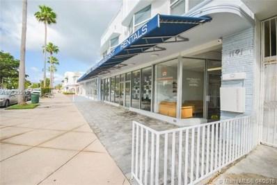1205 71st St, Miami Beach, FL 33141 - MLS#: A10423515