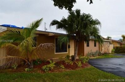 4720 SW 89th Pl, Miami, FL 33165 - MLS#: A10423580