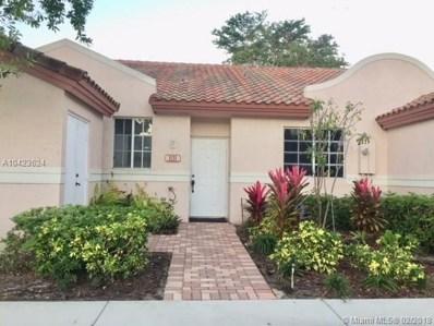 3131 NW 86th Ave UNIT 3131, Sunrise, FL 33351 - MLS#: A10423624