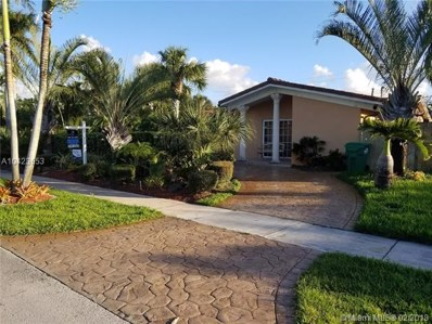 12230 SW 38th St, Miami, FL 33175 - MLS#: A10423653