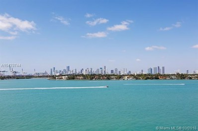 650 West Ave UNIT 1801, Miami Beach, FL 33139 - MLS#: A10423744