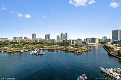 300 Three Islands Blvd UNIT 210, Hallandale, FL 33009 - MLS#: A10423878