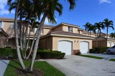 7427 SW 162nd Ct UNIT BRIGHT >, Miami, FL 33193 - MLS#: A10423943