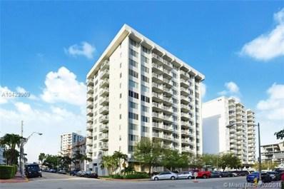 1345 Lincoln Rd UNIT 305, Miami Beach, FL 33139 - MLS#: A10423969